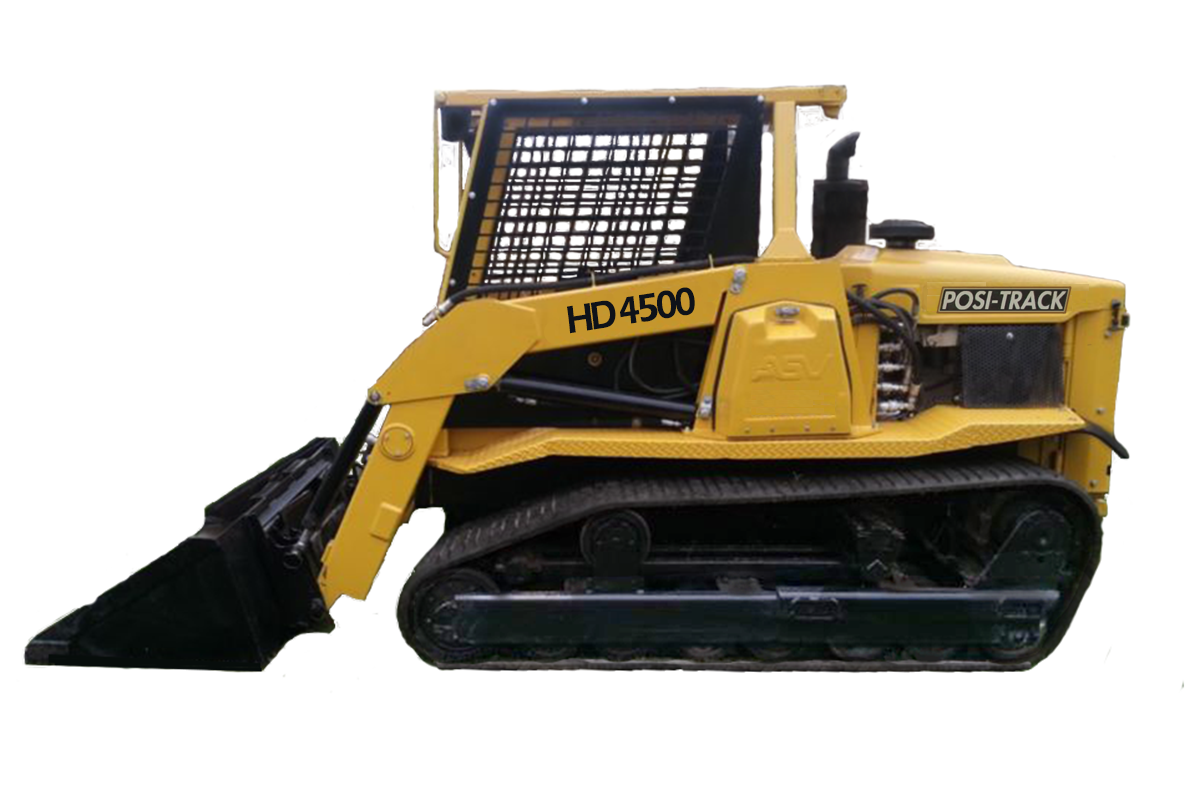 ASV HD4500 Posi-Track Loader