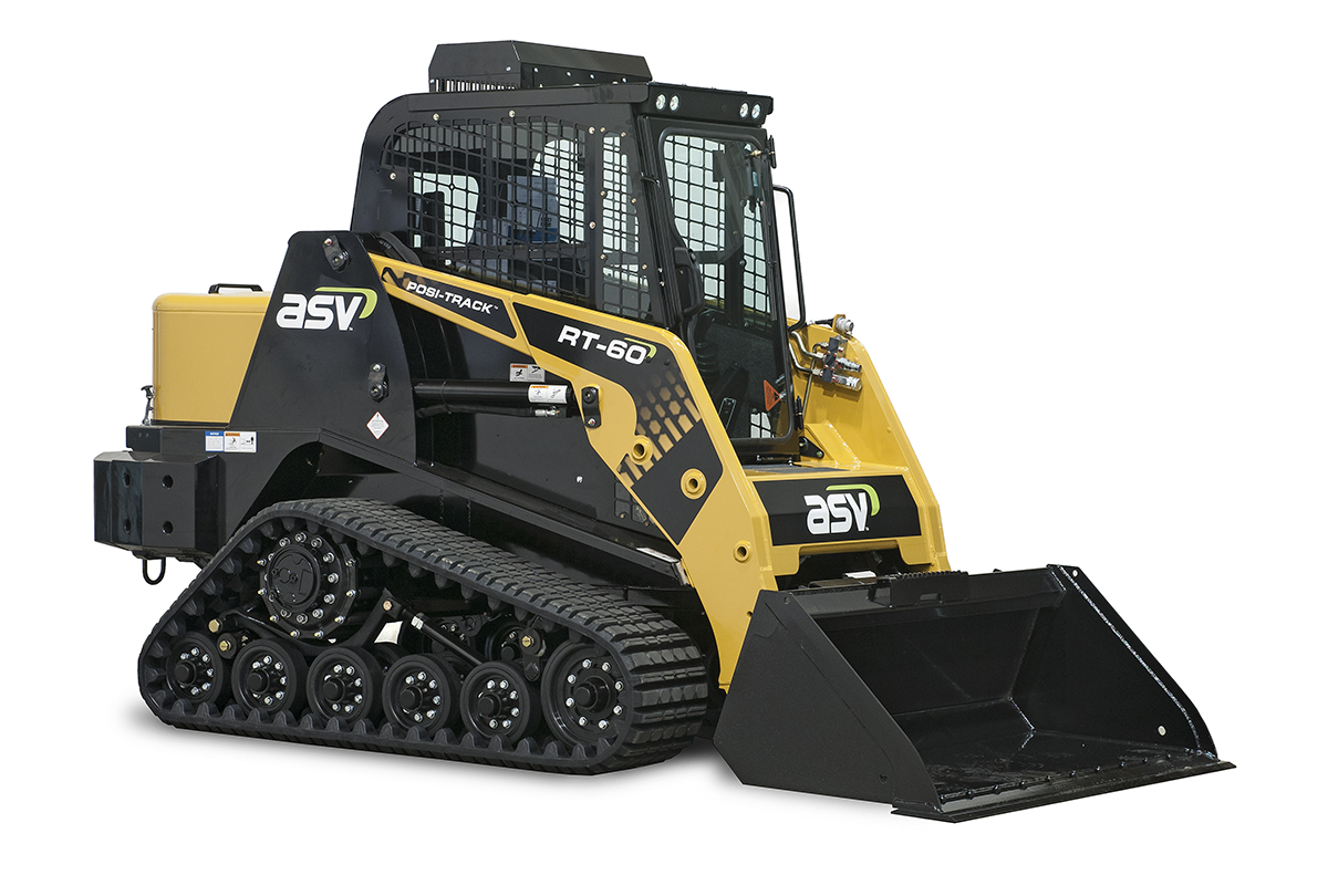 ASV RT60 1 Speed Posi-Track Loader
