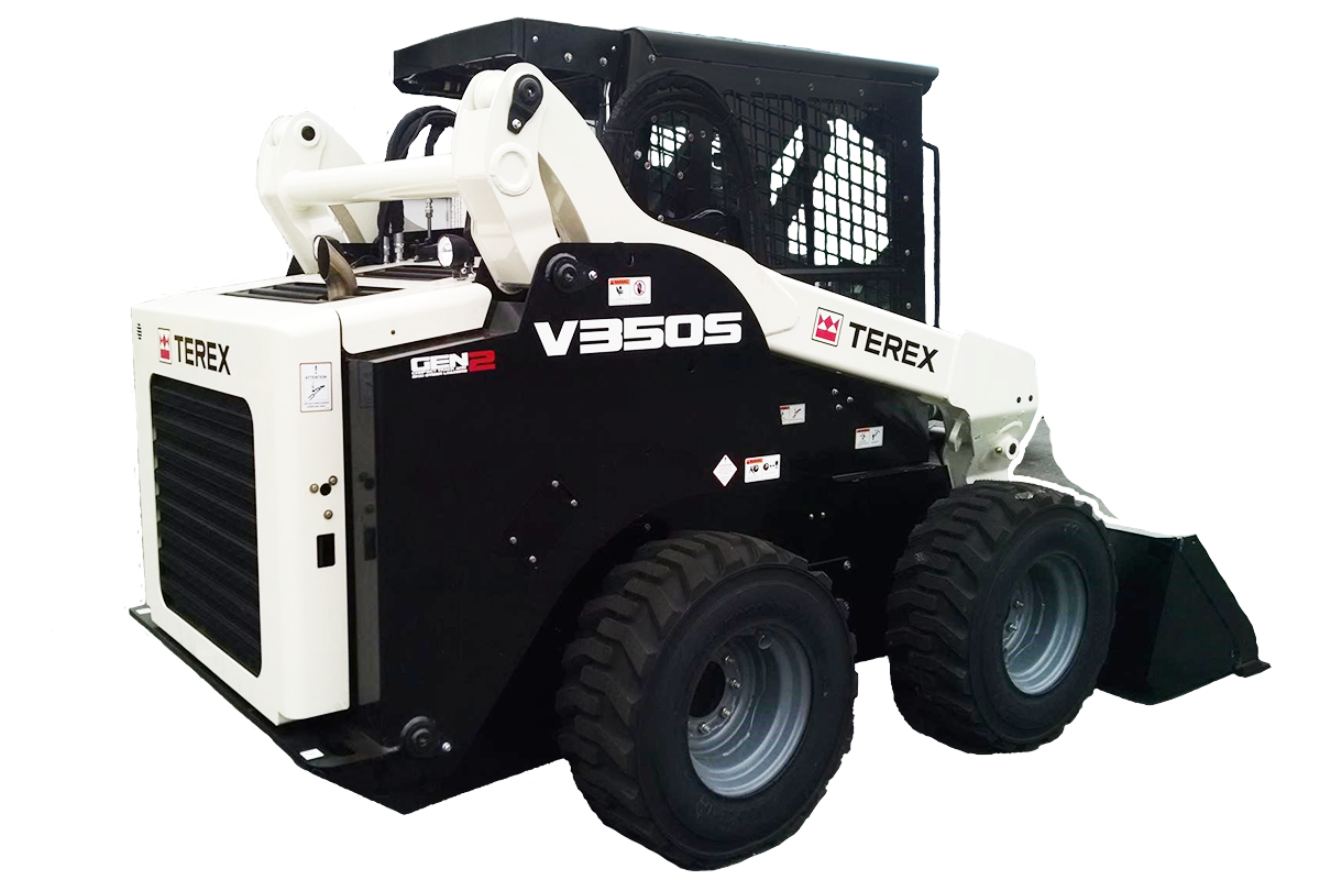 Terex V350S Skid Steer Loader