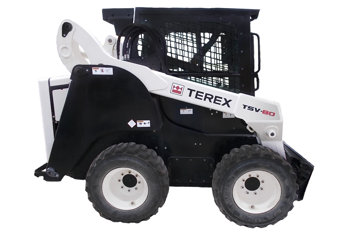 Terex TSV80 Skid Steer Loader