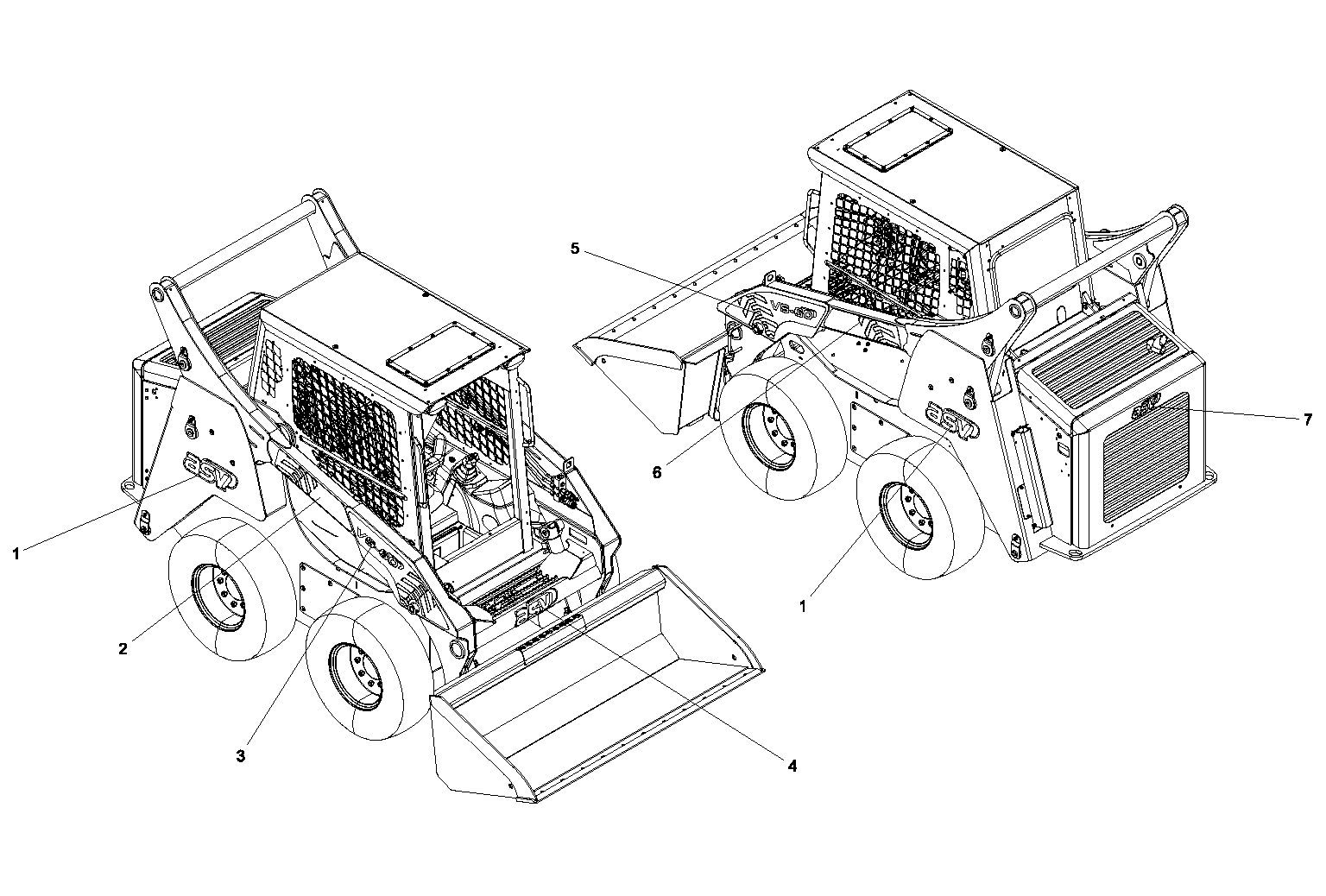 Diagram 9-3A ASV Graphics