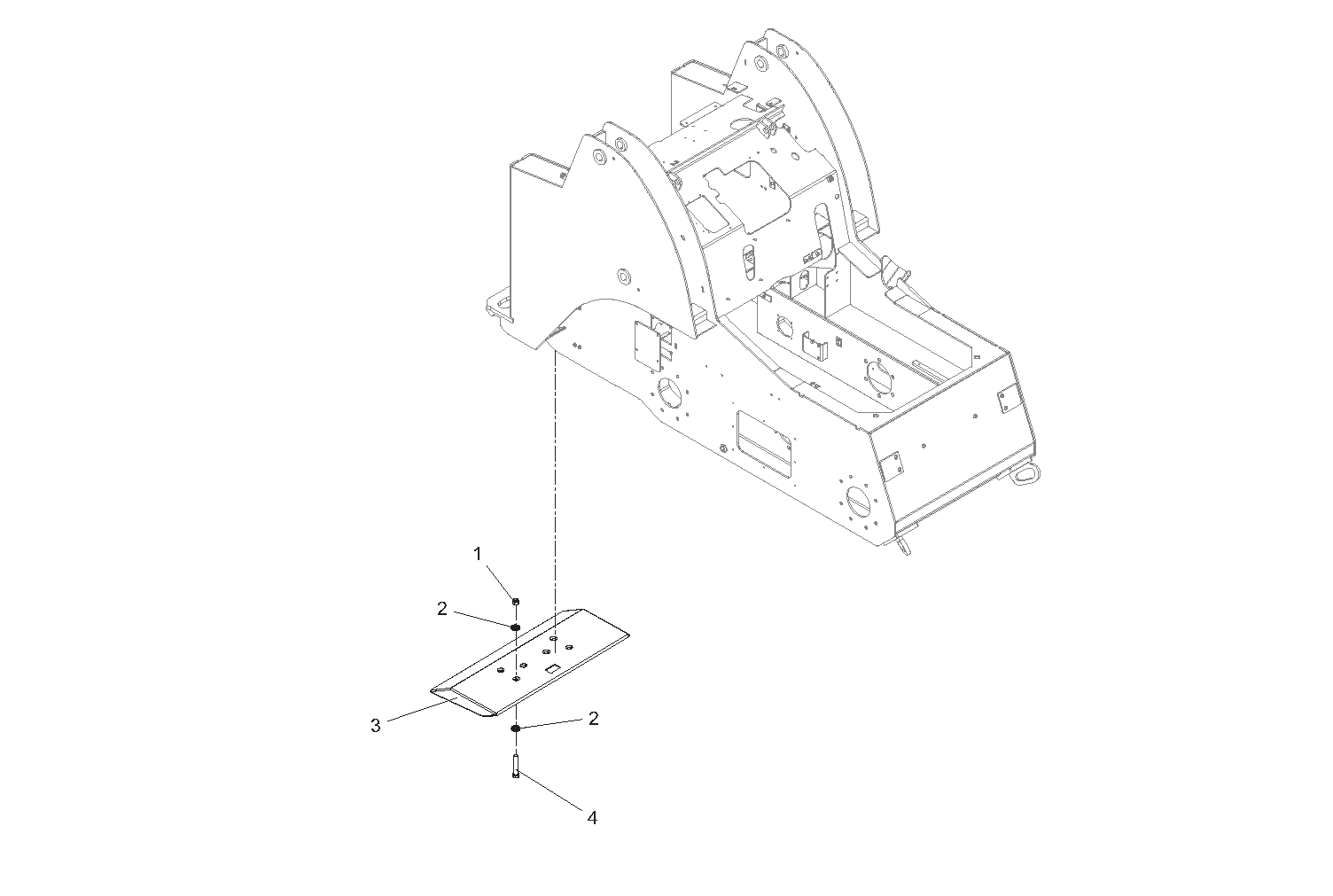 Diagram 6-4A Counter Weight