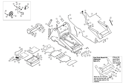 Diagram 05-A Chassis Assembly