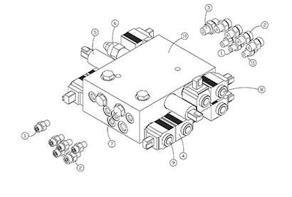 Diagram 12-A Pilot Generation Block