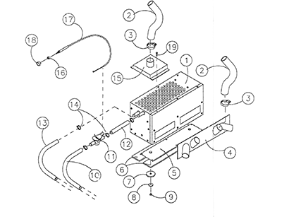 Diagram 05-A Cab Heater