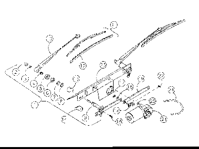 Diagram 06-A Windshield Wiper
