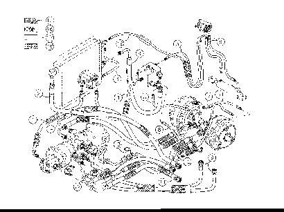 Diagram 19-A Hose Kit