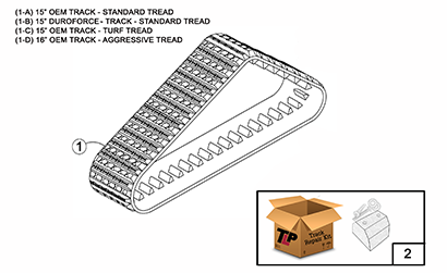 Diagram 01-A Rubber Track