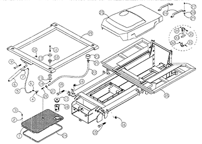 Diagram 16-A Chassis Assembly