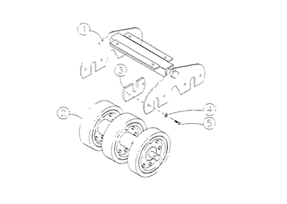 Diagram 22-A Carriage Assembly