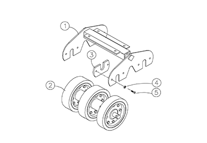 Diagram 24-A Carriage Assembly