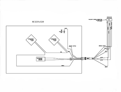 Diagram E7 Reservoir Wiring