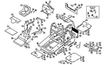 Diagram 04-B Chassis Assembly