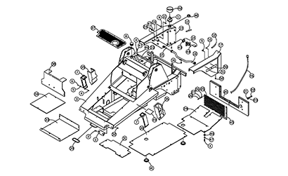 Diagram 04-A Chassis Assembly