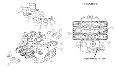 Asv Sr70 Oem Parts Diagrams