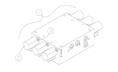 Diagram 11-A Auxiliary Manifold - Optional