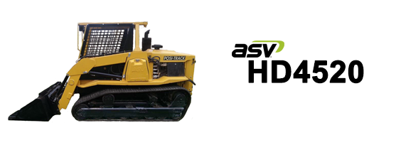 ASV HD4520 Posi-Track Loader