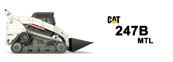 Caterpillar 247B MTL