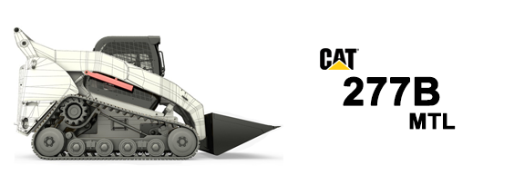 Caterpillar 277B MTL