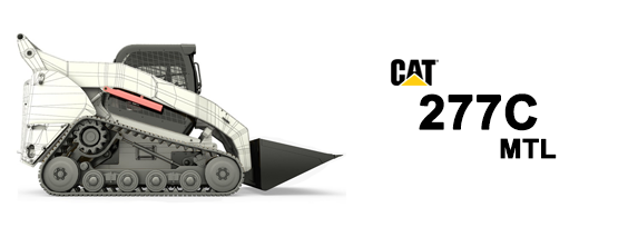 Caterpillar 277C MTL