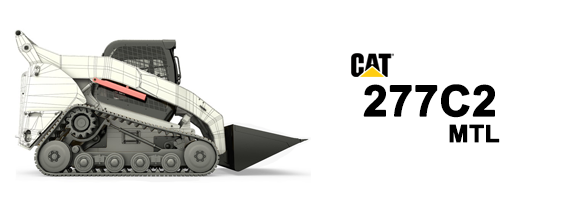 Caterpillar 277C2 MTL