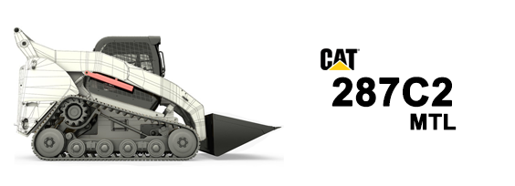 Caterpillar 287C2 MTL